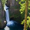 Totketee Falls, North Umpqua River