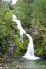 Sullivan Creek Falls, Cascade Mountains, Oregon