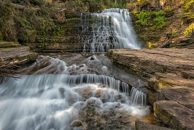 Water Dipper Falls