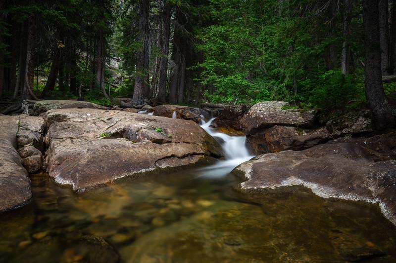 Piney Falls - Vail, Colorado