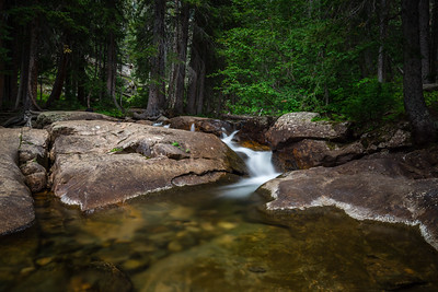 Piney Falls - Vail, Colorado
