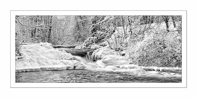 Winter Falls_Parma Center Rd_Parma_NY