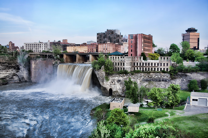 High Falls_Rochester_NY