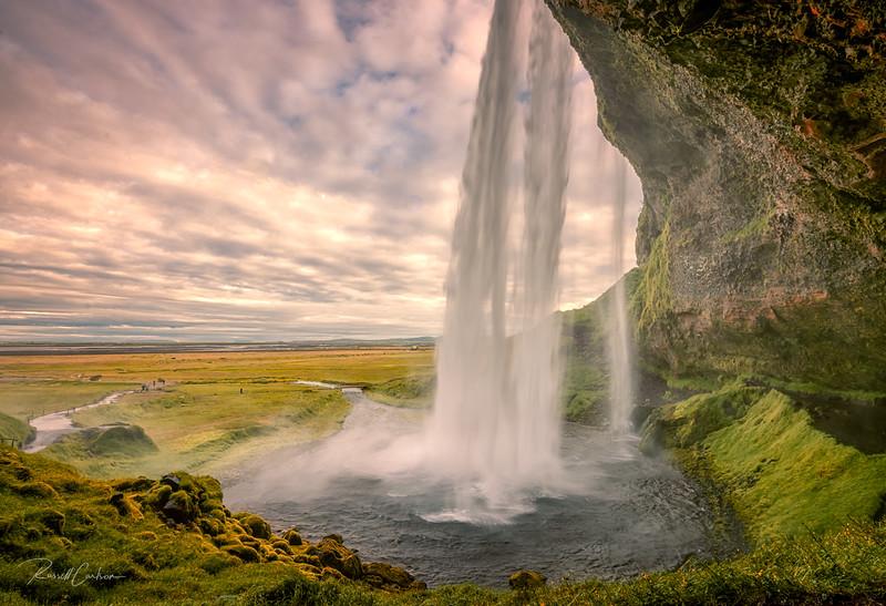Se;jalandsfoss (Iceland)