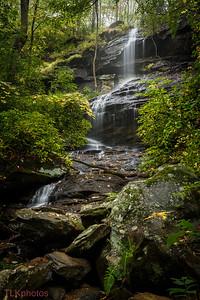 Hidden Falls, Oconee State Park, Oconee County, SC