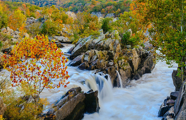 Great Falls Autumn
