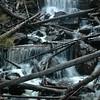 A cascade in Rocky Mountain National Park, Colorado.