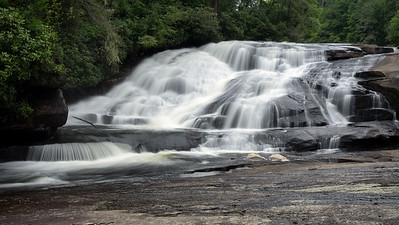 Hooker Falls- Dupont State Forest, NC