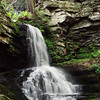 Bushkill Waterfalls