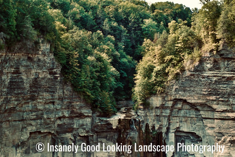 Taughannock Falls - Taughannock Falls State Park-Trumansburg, NY 2020