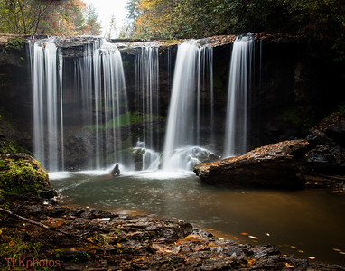 Brasstown Creek Falls #2