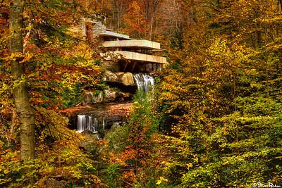 Autumn at Fallingwater