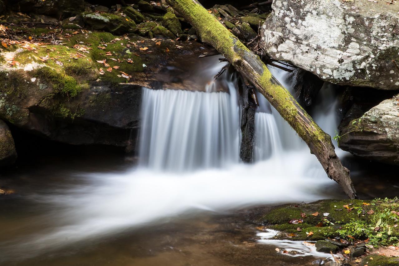 Smith Creek Cascade