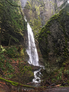 Cabin Creek Falls