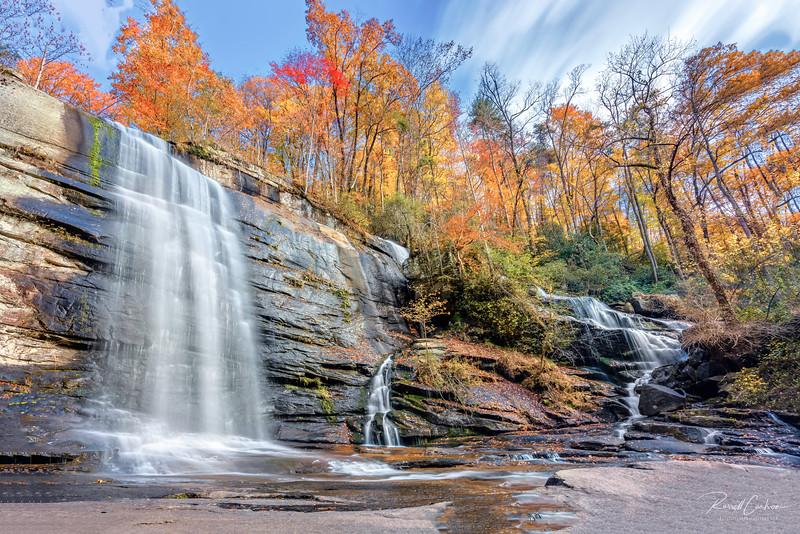 Twin Falls in November