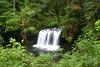 Upper Butte Creek Falls, Cascade Mountains, Oregon