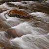 Mountain stream at Romantic River B&B, Estes Park, Colorado