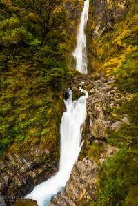 Dorothy Falls - Arthurs Pass