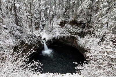 Snowy Punchbowl