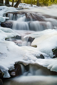 Buttermilk Falls - Long Lake