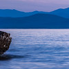 Blue Hour Lake Champlain