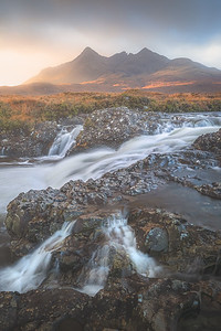 Sligachan. Isle of Skye, Scotland