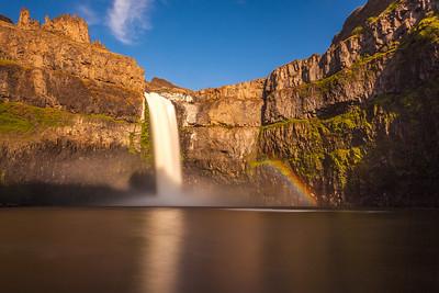 Lower Palouse Falls