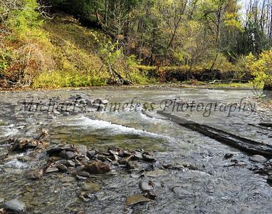 Hidden Brook - Sprague Brook Park - 11 x 14