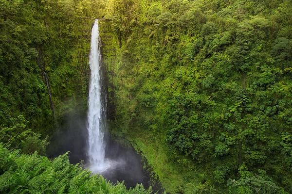 Akaka Falls - Hawaii