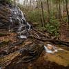 Rock Layers at Horsetrough Falls