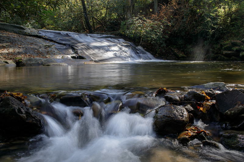 Sunny Afternoon on Wildcat Creek