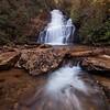 Upper Helton Creek Falls