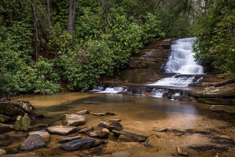 Stonewall Creek Falls