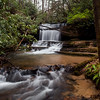 Crow Creek Falls