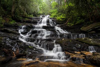 Spring at Minnehaha Falls