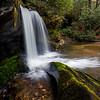 Winter at Raper Creek Falls