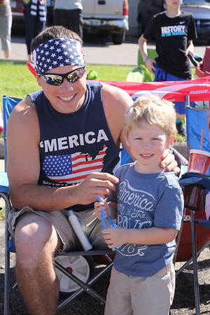 Waterford Memorial Day parade 2017