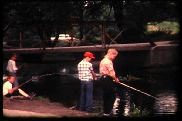 . The Fish Hatchery in 1960