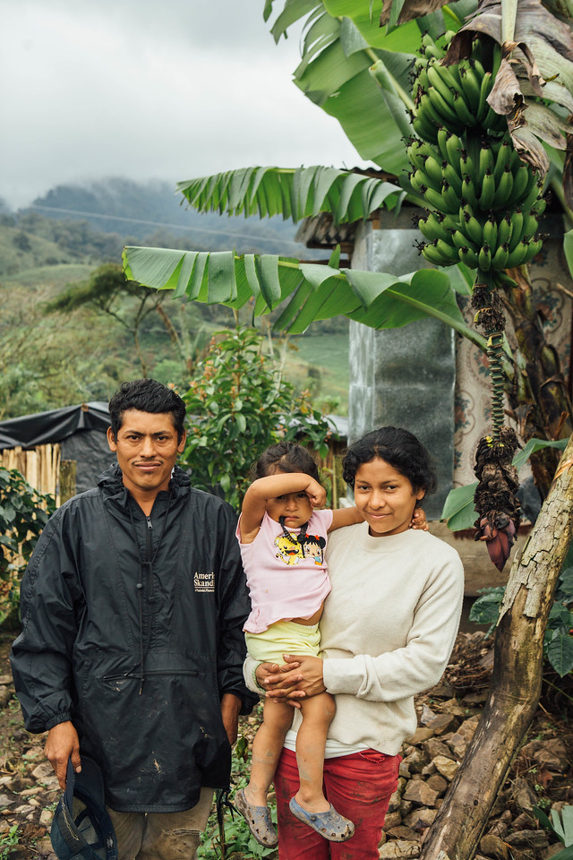 This family took out a sanitation loan from a local microfinance partner and was able to construct a toilet that doesn't contaminate the environment and contributes to the family's health.