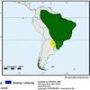 map Brazilian Teal