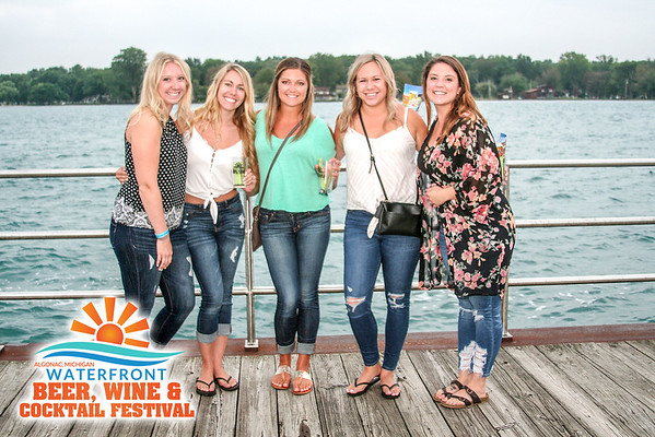 Waterfront Beer, Wine & Cocktail Festival