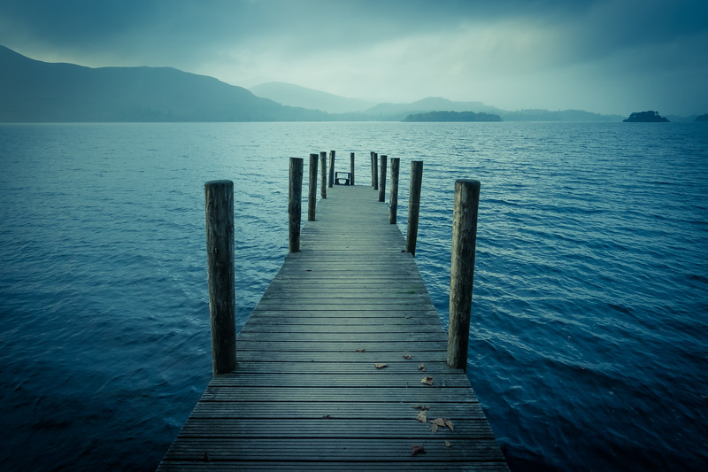 Ashness Jetty, Derwent.