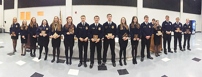 Waterloo FFA 2016 Awards Banquet