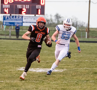 1F1A1402 jpg fake punt run by Dustin Crawford WHS v Jerseyville