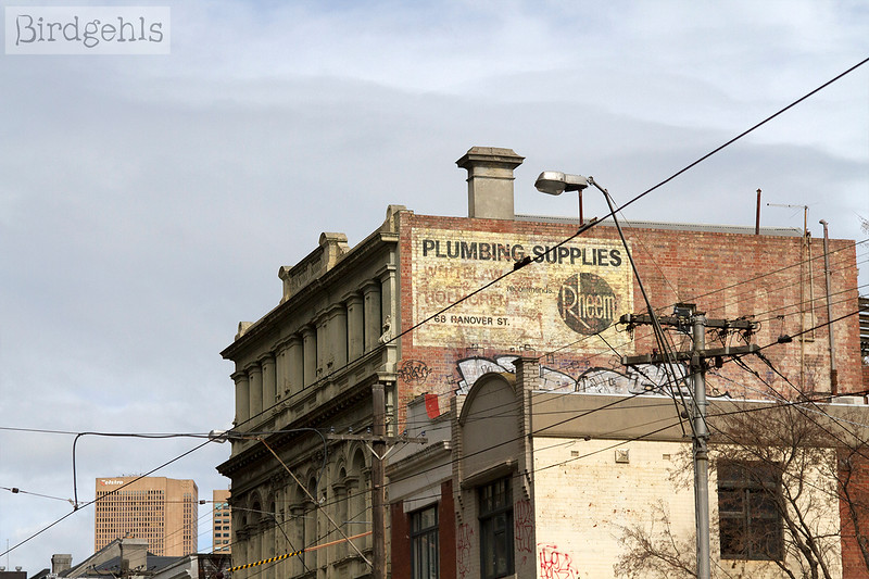 ghost sign fitzroy