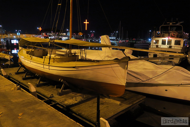 matilda boat hobart harbour