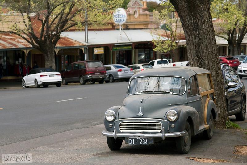 heritage car maldon victoria