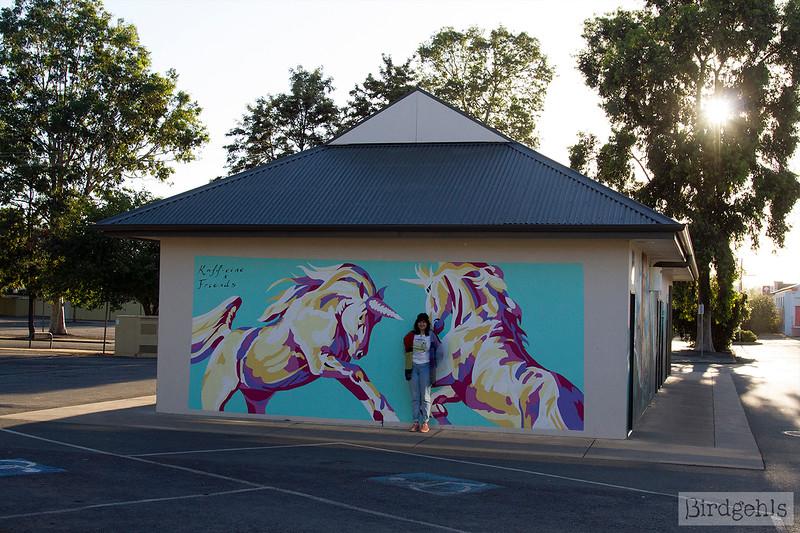 benalla street art kaff-eine