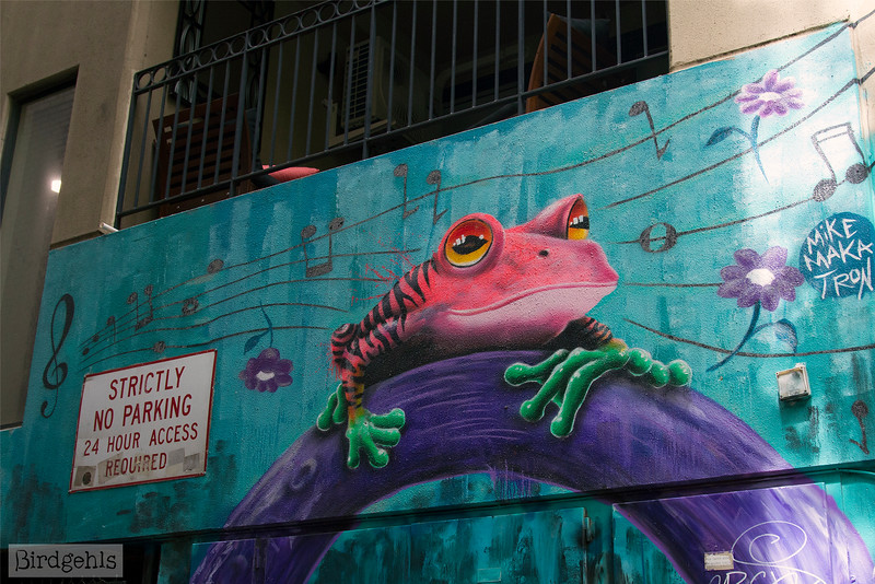 mike makatron street art in melbourne