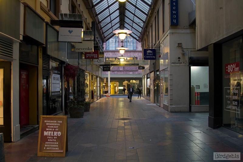 howey place melbourne facts